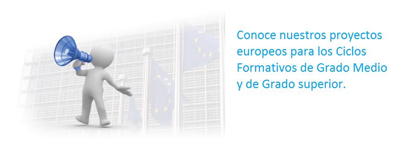 Programas Europeos Ciclos Formativos Colegio Montesión Palma